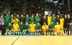 70 ans du FC Nantes : 1995 vs 2001 - challenge Morinière - 2012