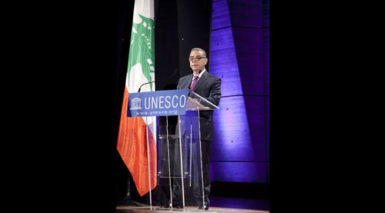 L'ambassadeur Khalil Karam