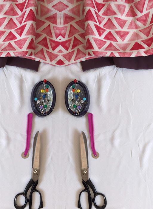 tesoura de costura   Patricia Cardoso