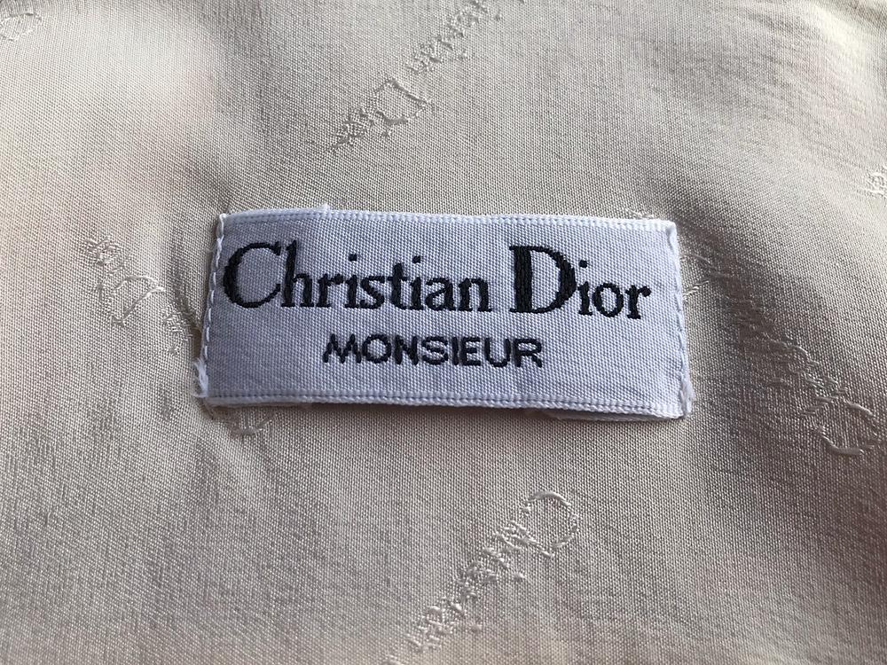Camisa Dior vintage   Patricia Cardoso