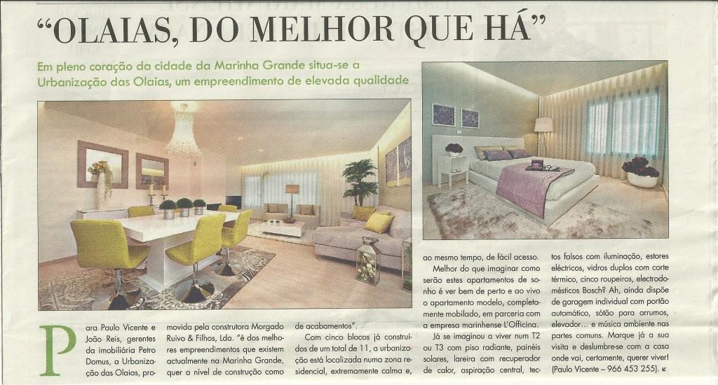 Jornal da Marinha Grande Fevereiro de 2012