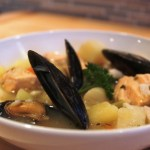 West Coast Seafood Chowder
