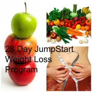 28 Day JumpStart Weight Loss Program