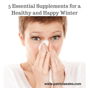 5 Essential Supplements for a Healthy and Happy Winter