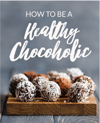 healthy chocoholic guidebook