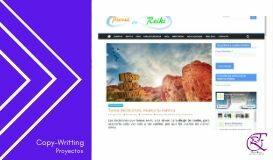 Redacción de artículos en Piensa en Reiki