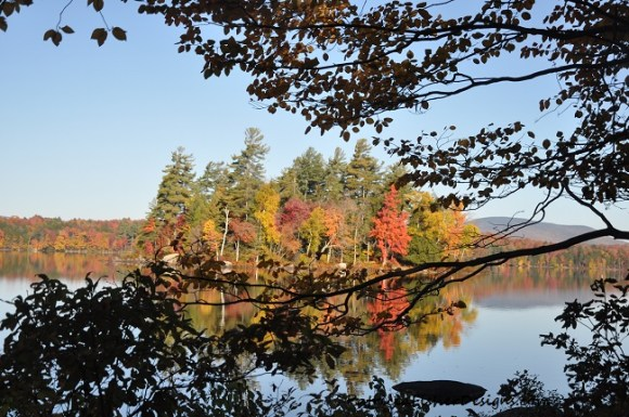 Adirondack island