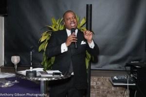 Patricia Haley Charity - Banquet - Pastor Carlton P. Byrd