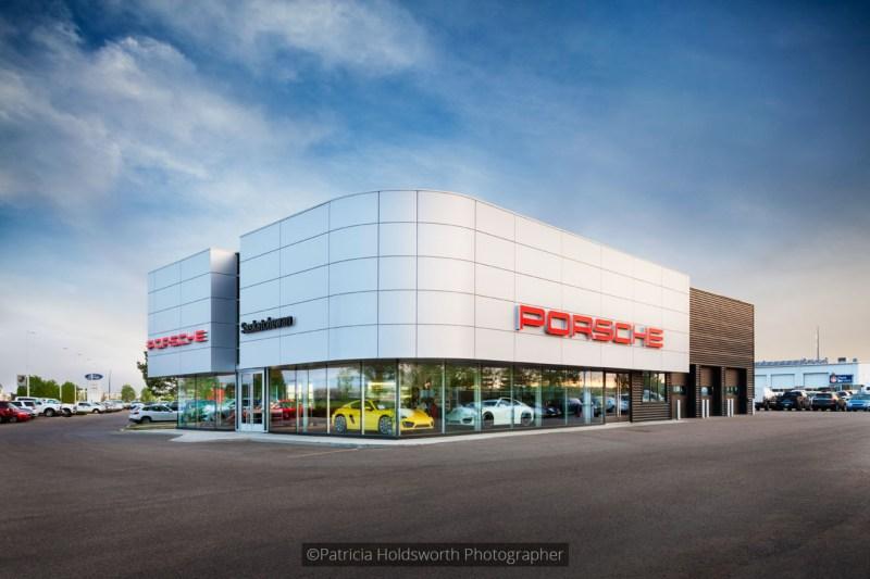 Porsche Dealership_4376