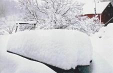 Xmas Snow on Table 2