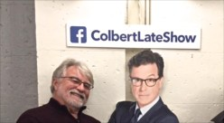 Jim and Colbert 2017