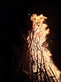 bonfire moon 2017
