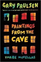 Famous #kidlit author left home & lived in the woods as a teen #literacy #lrnchat #elemed