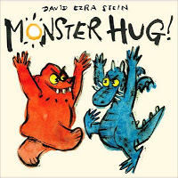Monster Hug! #picturebookmonth #literacy #elemed #preschool
