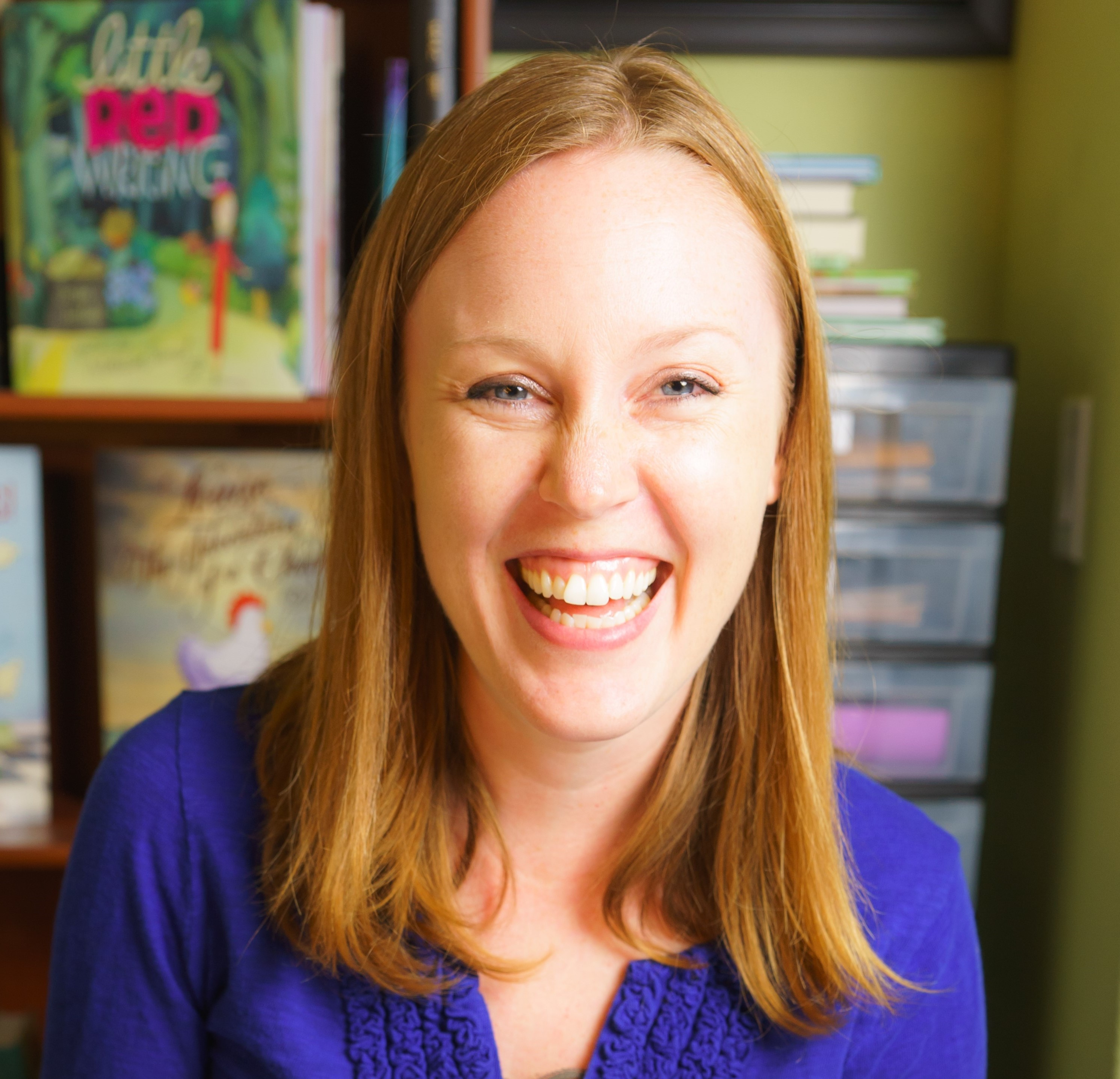 Naomi Kinsman lives the creative process #titletalk #kidlit