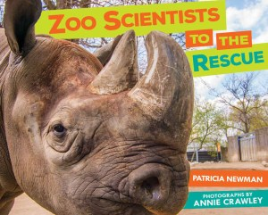 [Image] Zoo Scientists to the Rescue cover and trailer link