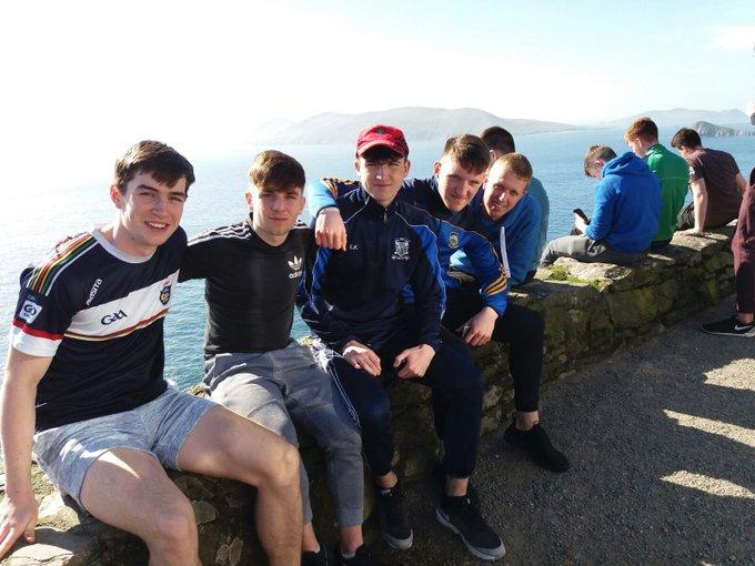 6th Year Irish Trip to Kerry Gaeltacht