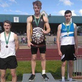 Jonny McKenna Wins All-Ireland Title