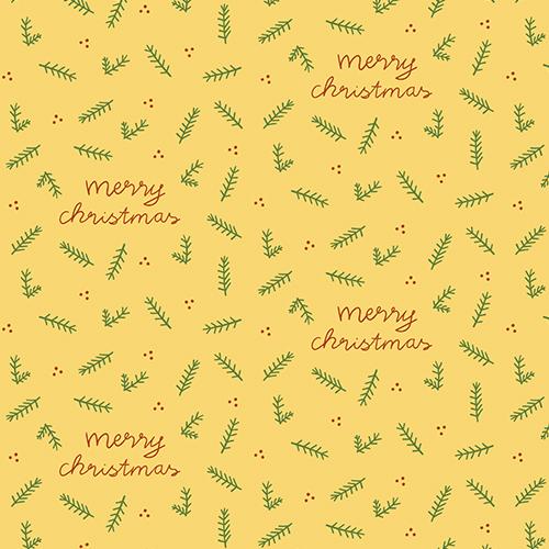 Weihnachten Muster Surface Design Merry Christmas