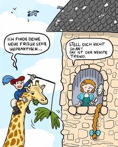 Märchen mal anders Rapunzel