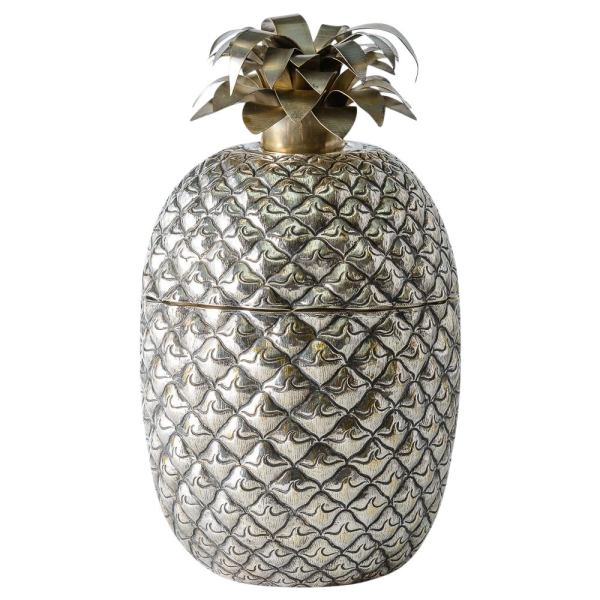huge-pineapple-ice-bucketbox-silver-plate-portugal-6021