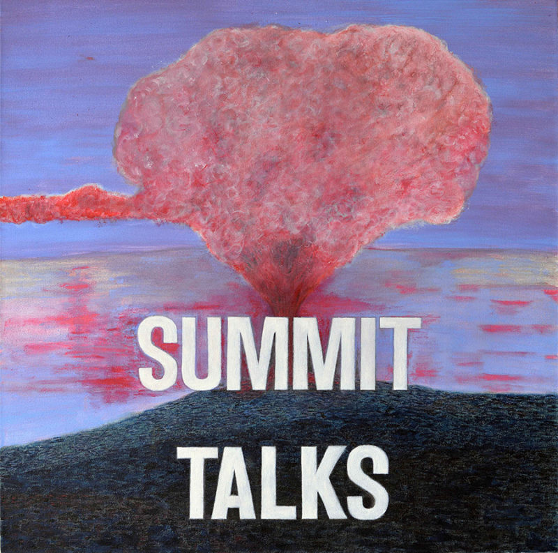 w SUMMIT TALKS PAINTINGsml