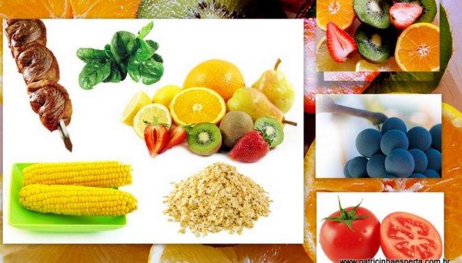 Blog 210 - Alimentos Antioxidantes