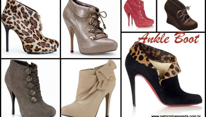 Blog 229 1 - Como usar Ankle Boot, Summer Boot e Open Boot