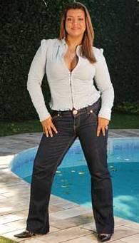modelo de calca jeans para gordinha1 - Como parecer mais Magra