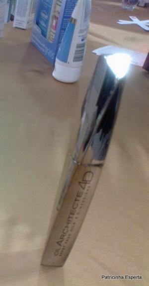 19082011418 e1314450010820 - Testei - L'oréal Máscara Cil Architecte 4D