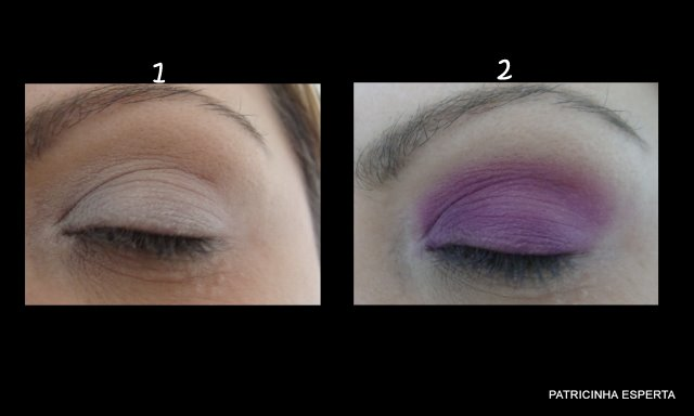 Blog11 - Tutorial: Make Rosa Escuro