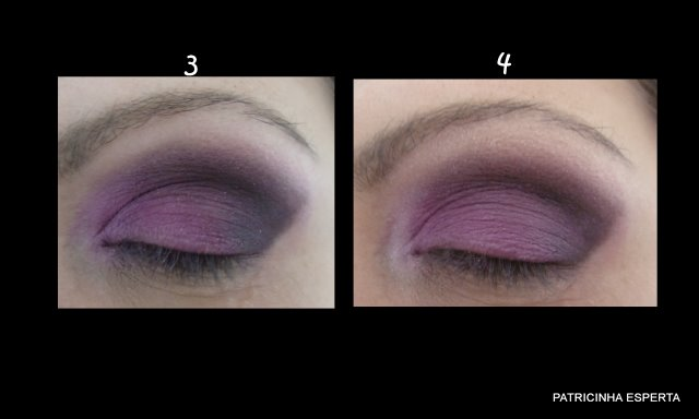 Blog22 - Tutorial: Make Rosa Escuro