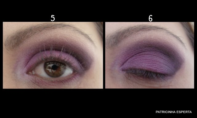 Blog24 - Tutorial: Make Rosa Escuro