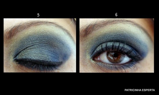 Blog291 - Tutorial: Make Azul e Dourado
