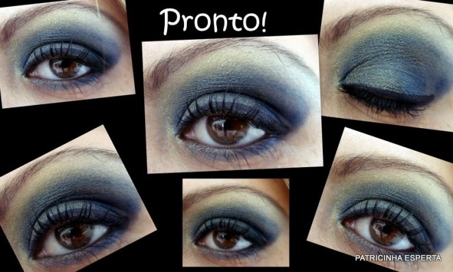 Blog311 - Tutorial: Make Azul e Dourado
