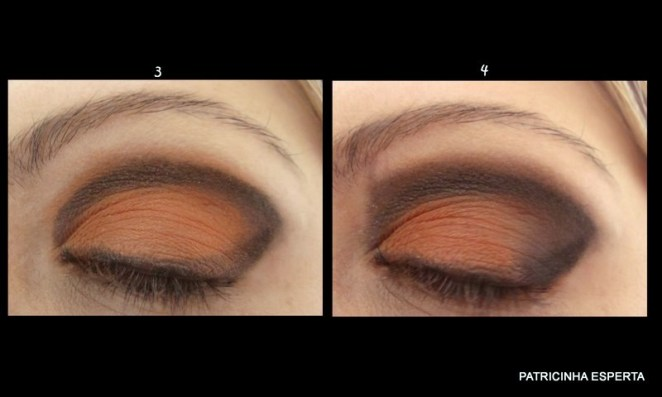 Blog463 - Tutorial: Make Laranja e Preto