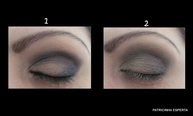 Blog79 - Tutorial: Make Suave com Delineado Grosso