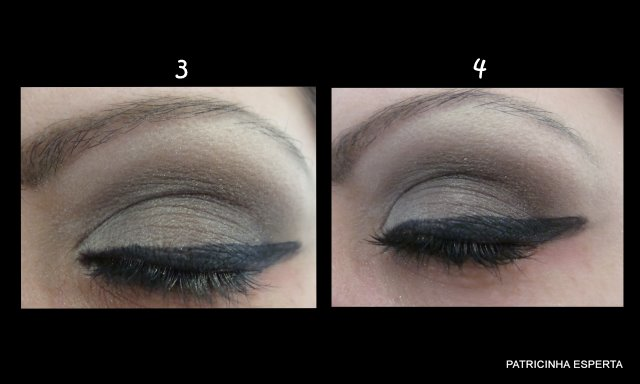 Blog80 - Tutorial: Make Suave com Delineado Grosso