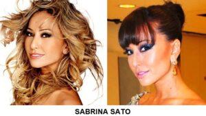 sabrina sato 300x169 - LOIRAS X MORENAS