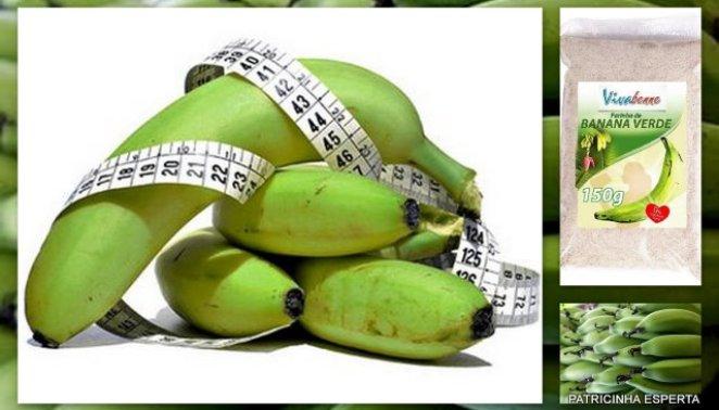 Blog107 - Emagreça Com  Farinha De Banana Verde