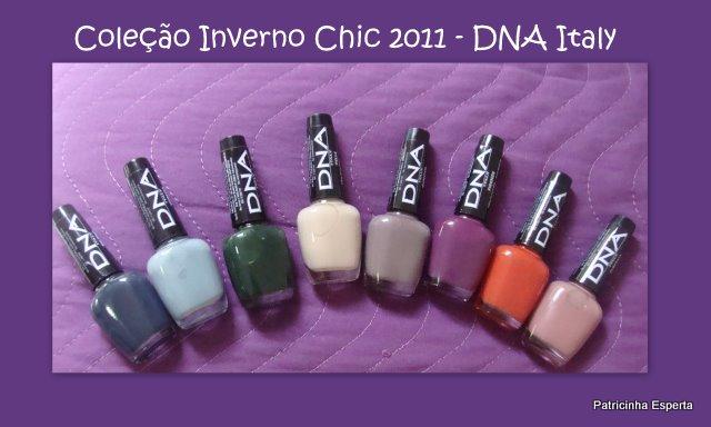 Colagens61 - Coleção Inverno Chic 2011-DNA Italy