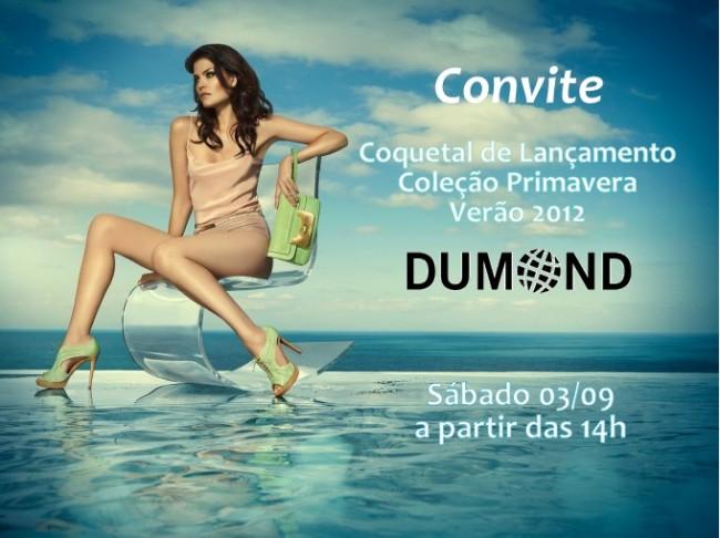 Dumond Verao2012 Foto03 0041 e1315009213789 - Convite - Coquetel de Lançamento Dumond Calçados