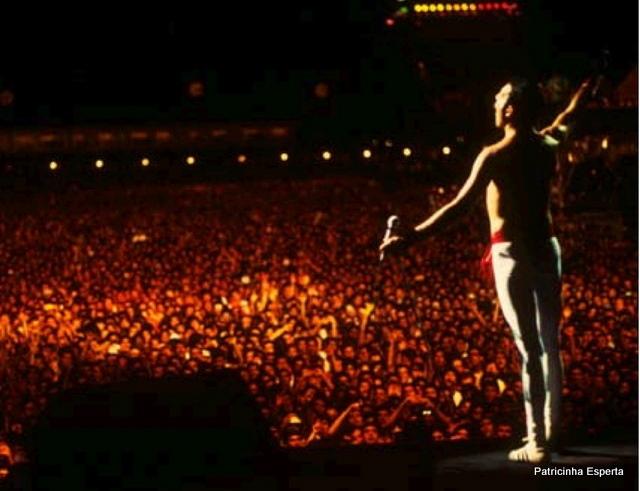 Queen - Com que Look Eu Vou??? - ROCK IN RIO!!!
