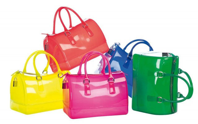 furla candy bag 01 e1315904390817 - Rubber Bags - Bolsa Colorida da Santa Lolla!!!