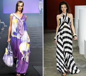 vestidos estampados 300x265 - O que será moda em 2012?