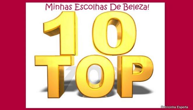 2011 10 01 - Top 10 Beleza
