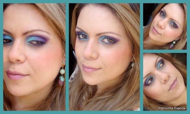 2011 10 142 - Tutorial: Make Colorido Para O Verão