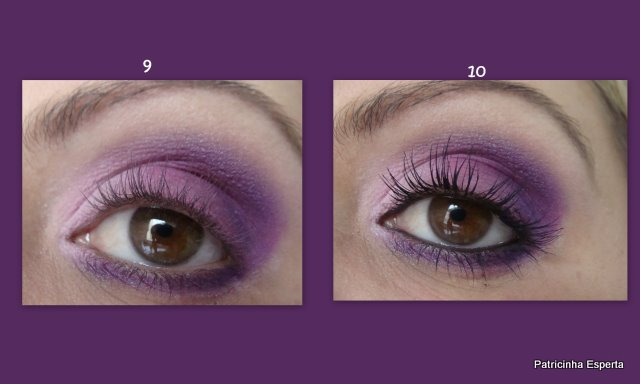 2011 10 219 - Tutorial : Make Roxo e Rosa