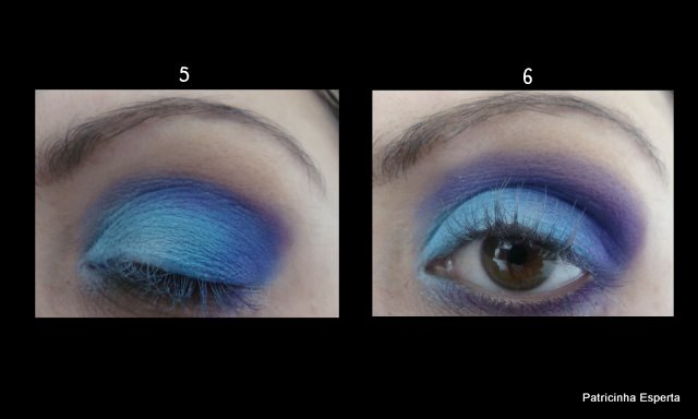 2011 10 225 - Tutorial: Make Azul e Roxo