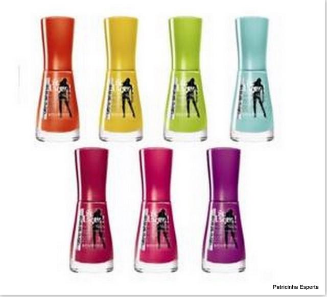 Atualizados recentemente102 - Esmalte Ultra Shine - Inspirado na Semana de Moda de PARIS